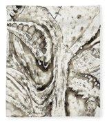 Creature Fleece Blanket
