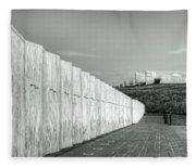 Flight 93 National Memorial Fleece Blanket