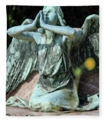 Monumental Cemetery Of Staglieno Fleece Blanket