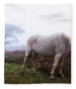 New Forest - England Fleece Blanket