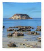 Pegeia - Cyprus Fleece Blanket