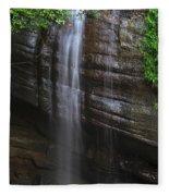Serenity Falls Fleece Blanket