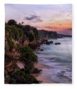 Tegal Wangi - Bali Fleece Blanket