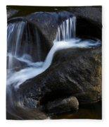 Water Flowing Fleece Blanket