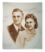 70 Years Together Fleece Blanket