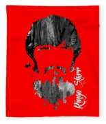 Ringo Starr Collection Fleece Blanket