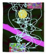8-1-2015abcdefgh Fleece Blanket