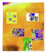 8-10-2015abcdefghijklmnopqrtuvw Fleece Blanket
