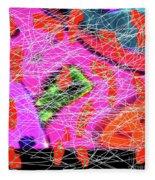 8-11-2015k Fleece Blanket