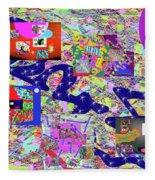 8-7-2015cabcdefghijklmnopqrtuvwxyzab Fleece Blanket
