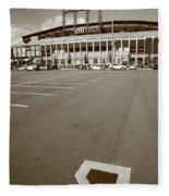 Citi Field - New York Mets Fleece Blanket