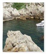 Croatia, Dubrovnik Fleece Blanket