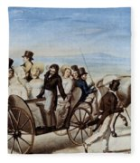 Franz Schubert (1797-1828) Fleece Blanket