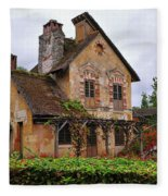 Marie - Antoinette's Estate Palace Of Versailles - Paris Fleece Blanket