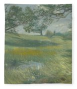 Meadows Fleece Blanket