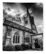St Andrews Church Hornchurch Fleece Blanket