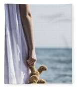 Teddy Bear Fleece Blanket