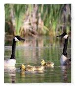 8132 - Canada Goose Fleece Blanket