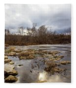 Grand Falls Fleece Blanket