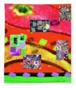 9-11-2015abcdefghijklmnopqrtuvwxyza Fleece Blanket