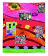 9-11-2015abcdefghijklmnopqrtuvwxyzabcd Fleece Blanket