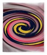 9-12-2057v Fleece Blanket