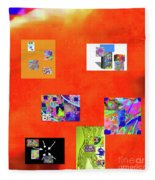 9-6-2015habcdefghijklmnopqrtuvw Fleece Blanket