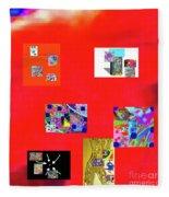 9-6-2015habcdefghijklmnopqrtuvwxy Fleece Blanket