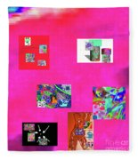 9-6-2015habcdefghijklmnopqrtuvwxyzab Fleece Blanket