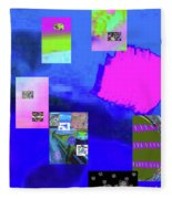 9-9-2015cab Fleece Blanket