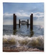 Brighton Fleece Blanket