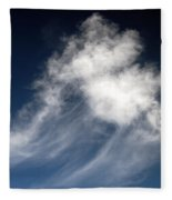 Clouds Fleece Blanket