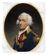 Horatio Gates, C1728-1806 Fleece Blanket