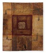 9 Stories Fleece Blanket