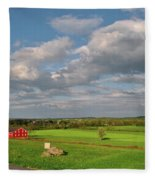 90th Pennsylvania Fleece Blanket