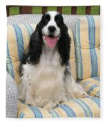 #940 D1075 Farmer Browns Happy For You Fleece Blanket