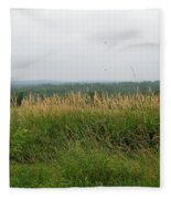 #940 D1096 Farmer Browns West Newbury Fleece Blanket