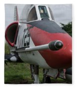A - 4 Skyhawk - 2 Fleece Blanket