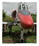 A - 4 Skyhawk Fleece Blanket