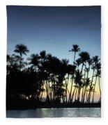 A-bay Aloha Fleece Blanket
