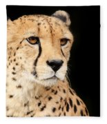 A Cheetah Named Jason Fleece Blanket