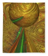 A Different Planet Fleece Blanket