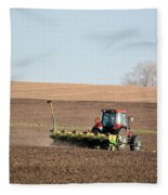 A Farmers Life Fleece Blanket