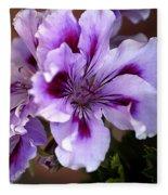 A Floral For Jalapeno Fleece Blanket