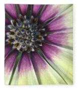 A Flower's Day Fleece Blanket