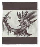 A Harlequin, The Devil Fleece Blanket