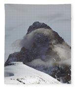 A Heavenly Wisp Fleece Blanket