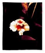 A Little Marigold Fleece Blanket