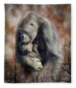 A Love So Grand Fleece Blanket