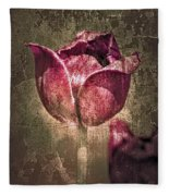 A Mother's Day Card Fleece Blanket